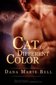 Cat Of A Different Color - Dana Marie Bell