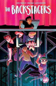 The Backstagers Vol. 1 - Rian Sygh,  James Tynion IV