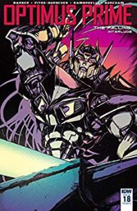 Optimus Prime #18 - Kei Zama, Livio Ramondelli, John Barber