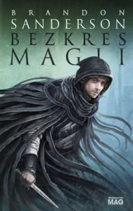 Bezkres magii -  Brandon Sanderson