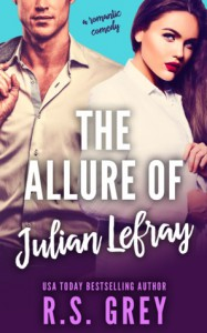 The Allure of Julian Lefray - R.S. Grey