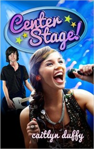 Center Stage! - Caitlyn Duffy