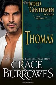 Thomas: The Jaded Gentlemen Book 1 by Grace Burrowes (2-Jun-2015) Paperback - Grace Burrowes