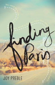 Finding Paris - Joy Preble