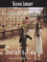 Sarah's Key - Tatiana de Rosnay,  Polly Stone