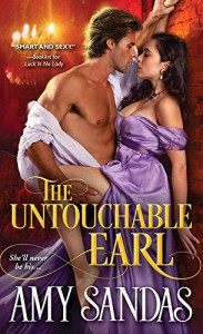 The Untouchable Earl - Amy Sandas