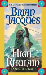 High Rhulain - Brian Jacques