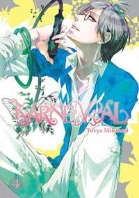 Karneval, Vol. 4 - Touya Mikanagi