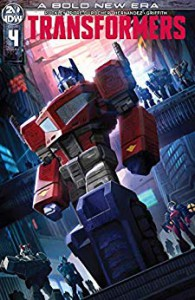 Transformers (2019-) #4 - Brian Ruckley