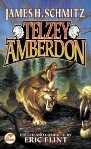 Telzey Amberdon - James H. Schmitz, Eric Flint