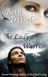 The Lady and the Warrior - Beth Trissel