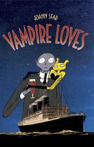 Vampire Loves - Joann Sfar