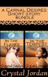 In the Flames and In the Tempest: A Carnal Desires Short Story Bundle - Crystal Jordan