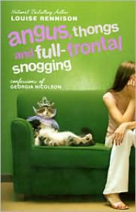 Angus, Thongs and Full-Frontal Snogging (Confessions of Georgia Nicolson Series #1) -