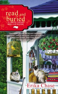 Read and Buried - Erika Chase