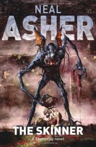 The Skinner  - Neal Asher