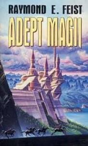 Adept Magii - Raymond E. Feist, Mariusz Terlak