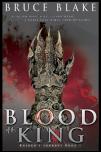 Blood of the King - Bruce Blake
