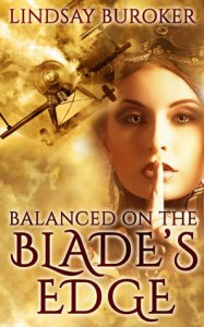 Balanced on the Blade's Edge - Lindsay Buroker