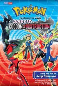 Pokémon: Diancie and the Cocoon of Destruction - Kenji Kitamura