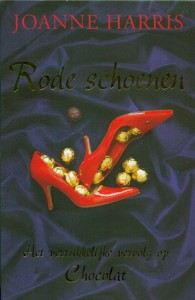 Rode schoenen - Joanne Harris, Monique de Vré