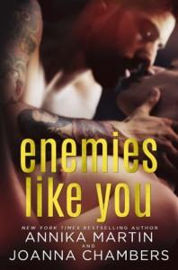 Enemies Like You - Annika Martin, Joanna Chambers
