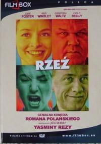 Rzeź (książka + film) - autor nieznany