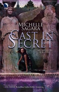 Cast in Secret (Chronicles of Elantra, Book 3) - Michelle Sagara