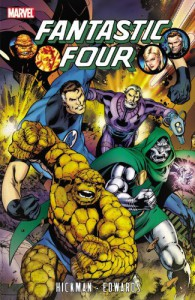 Fantastic Four by Jonathan Hickman, Vol. 3 - Jonathan Hickman, Neil Edwards