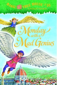 Monday with a Mad Genius - Mary Pope Osborne, Sal Murdocca