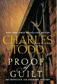 Proof of Guilt (Inspector Ian Rutledge, #15) - Charles Todd