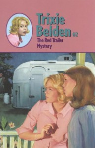 The Red Trailer Mystery - Julie Campbell, Michael Koelsch, Mary Stevens