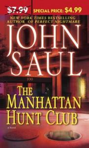 The Manhattan Hunt Club - John Saul