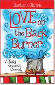 Love on the Back Burner - Barbara Oliverio