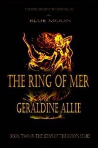 Blue Moon: The Ring of Mer - Geraldine Allie