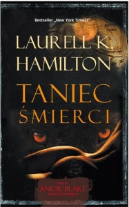 Taniec śmierci - Laurell K. Hamilton
