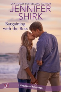 Bargaining with the Boss - Jennifer Shirk