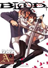 Blood+: Adagio, Vol. 1 - Kumiko Suekane