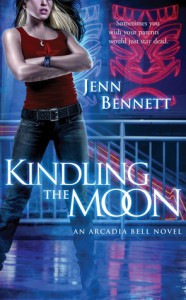 Kindling the Moon (Arcadia Bell, #1) - Jenn Bennett