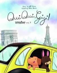Oui Oui, Gigi! (Nuggies Book 4) - Jeff Minich, Renan Garcia