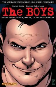 The Boys, Vol. 10: Butcher, Baker, Candlestickmaker - Garth Ennis, Darick Robertson