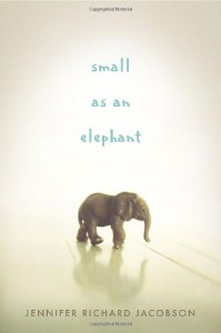 Small as an Elephant - Jennifer Richard Jacobson