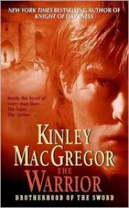 The Warrior - Kinley MacGregor