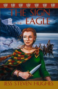 The Sign of the Eagle - Jess Steven Hughes