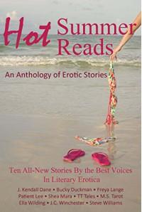 Hot Summer Reads: An Anthology of Erotic Stories - Freya Lange, TT Tales, Patient Lee, J. Kendall Dane, M.S. Tarot, Steve Williams, J.C. Winchester, Shea Mara, Bucky Duckman, Ella Wilding