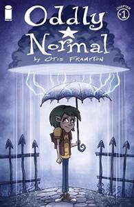 Oddly Normal #1 - Otis Frampton, Otis Frampton