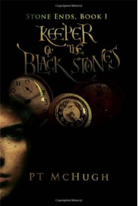 Keeper of the Black Stones - P.T. McHugh