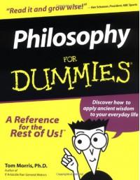 Philosophy For Dummies - Tom Morris