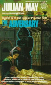 The Adversary - Julian May