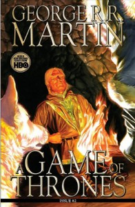 A Game of Thrones: Comic Book, Issue 2 - George R.R. Martin